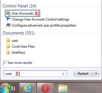 PC atau laptop merupakan sarana media anda tentu saja untuk memudahkan anda dalam mengerj Cara Memproteksi PC & Laptop Dengan Password