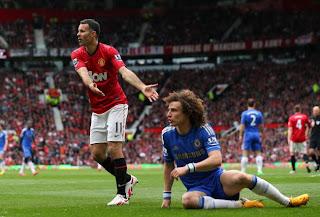 Hasil MU Vs Chelsea 0-1, Manchester United Di Tekuk Chelsea