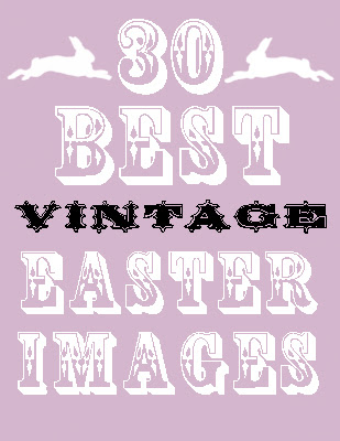 30 Best Vintage Stock Easter Images - Free