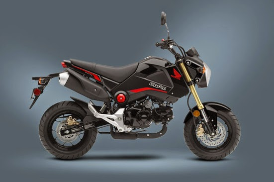 2015 Honda Grom Specification And Price Motorider 88