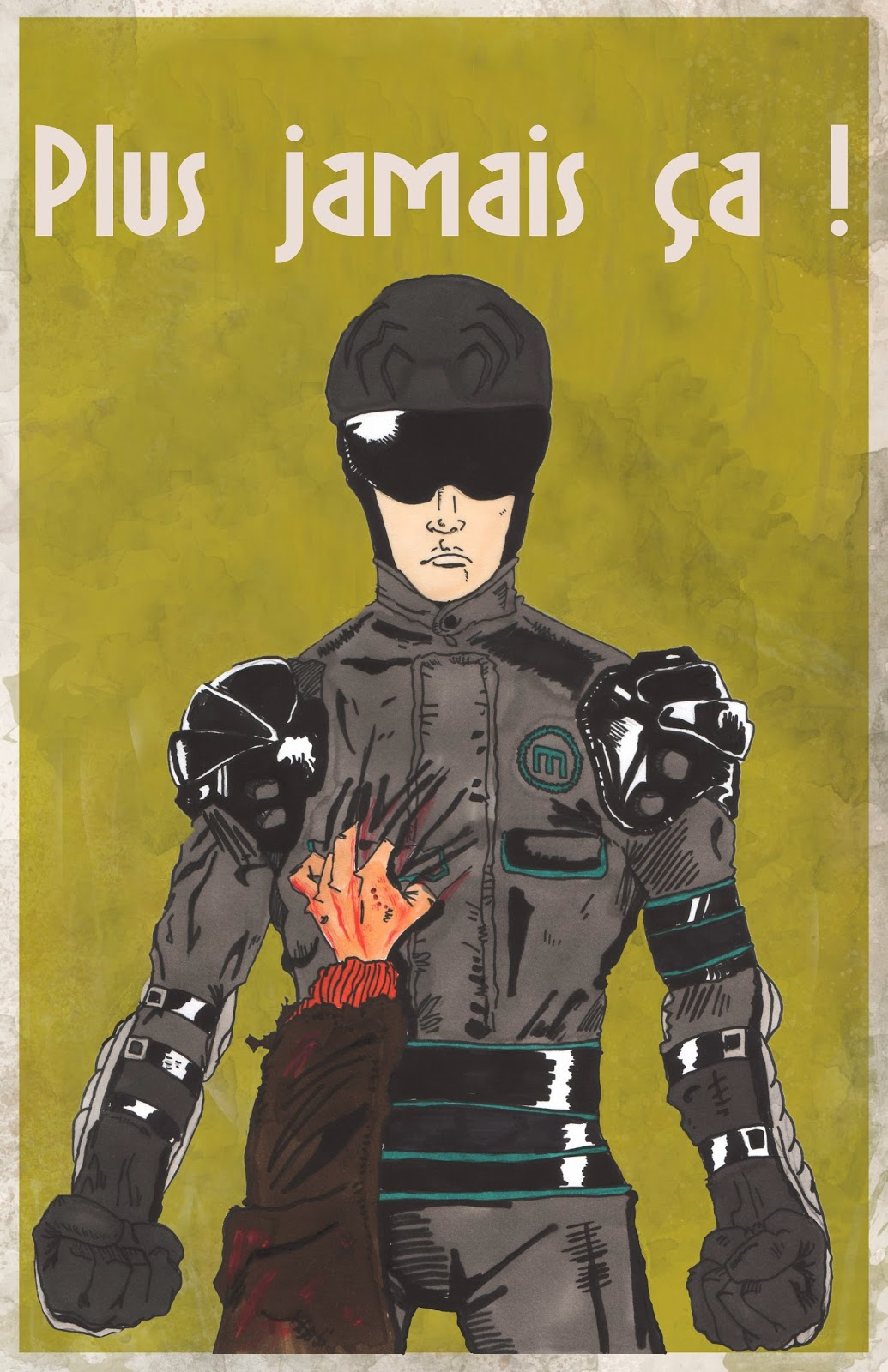 Affiches de propagandes de Neo-Versailles par The Terror Geek Neo+versailles3