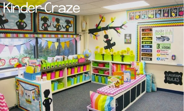 Kinder-Craze: A Kindergarten Teaching Blog: 2013 Classroom Reveal