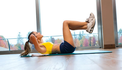 Best Stomach Flattening Exercises to Do at Home