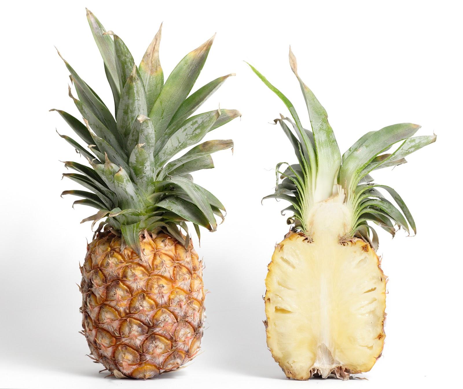 produce clerk the produce clerks handbook by rick chong pineapple overripe yellowing leaves turning brown