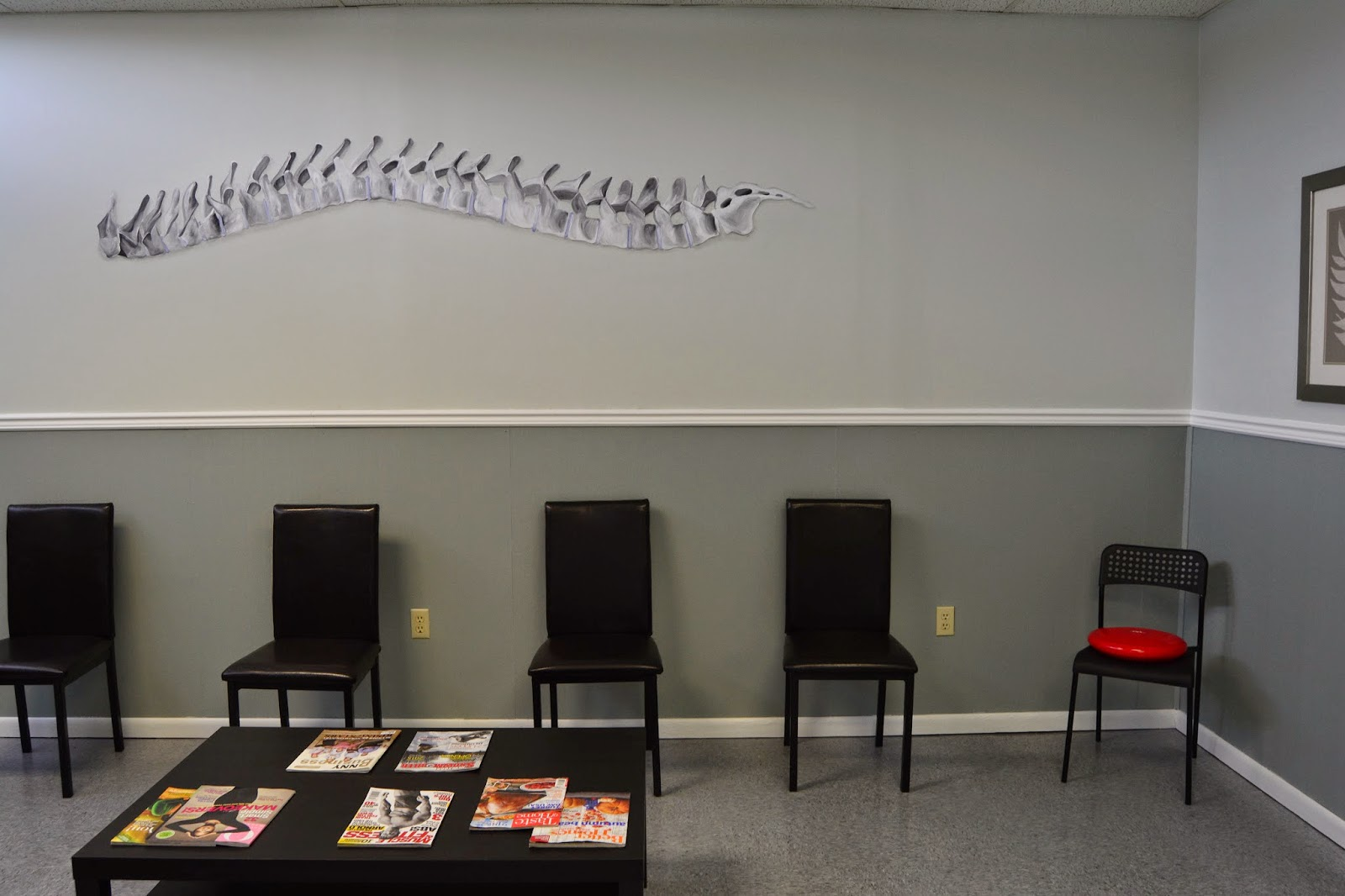 Chiropractic Office Waiting Room Chairs