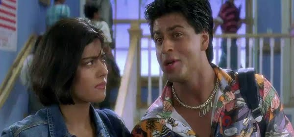 Screen Shot Of Hindi Movie Kuch Kuch Hota Hai (1998) Download And Watch Online Free at worldfree4u.com