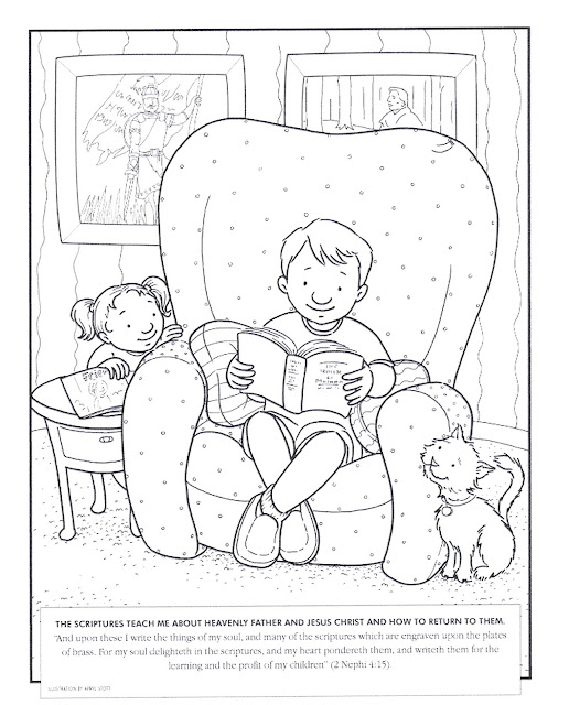 missions coloring pages - photo#17