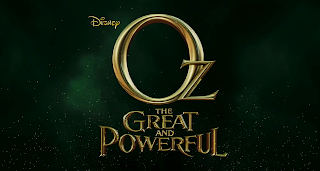 Oz The Great and Powerful Title HD Wallpaper