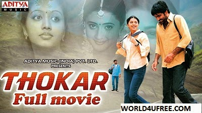 Thokar 2015 Hindi Dubbed WEBRip 480p 400mb