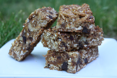 Chewy Gluten Free Granola Bars