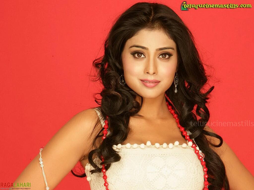Actress Shreya