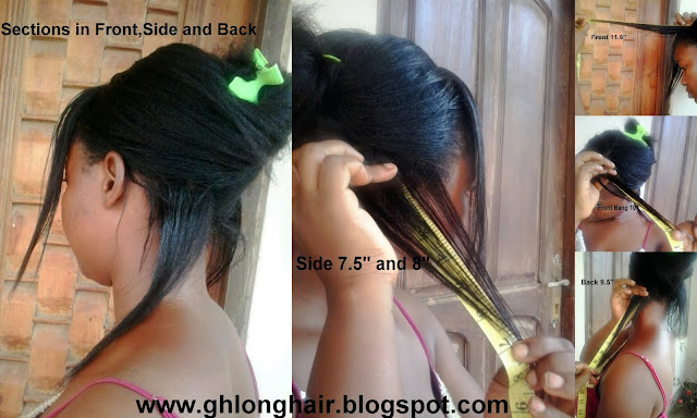 inversion for hair growth