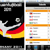 Women's World Cup 2011 in a Free App for the iPhone