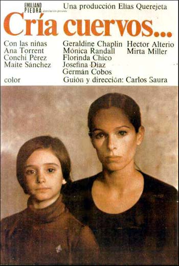 Watch Cria Cuervos (1976) Hollywood Movie Online | Cria Cuervos (1976) Hollywood Movie Poster