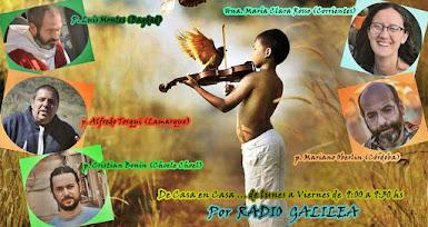 Accede a los audios de los programas compartidos
