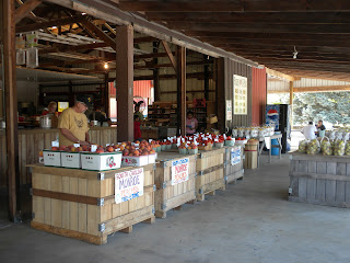 Apples galore at Anderson Orchard in Mooresville, IN