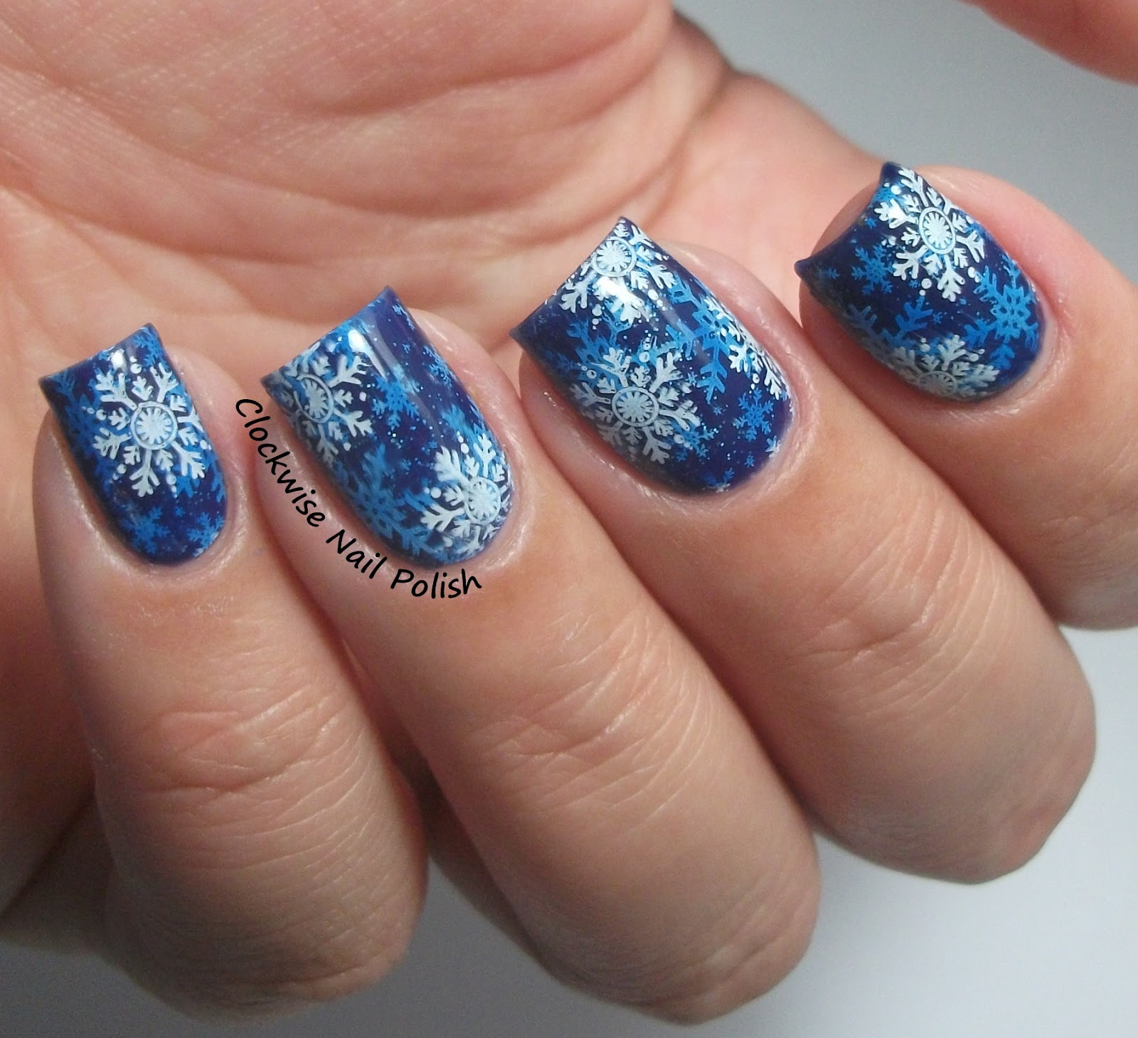 Art Deco Nail Polish Designs
