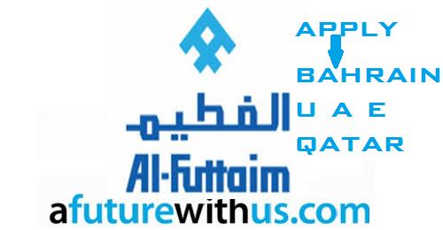 Al Futaim Engineering Qatar U A E Bahrain Job Vacncies