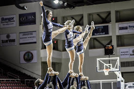 University of Maine cheering