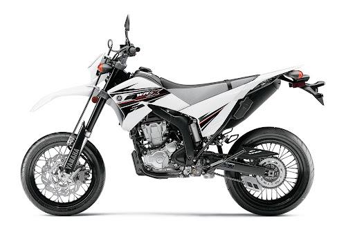 2011 Yamaha Supermoto WR250X