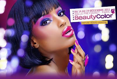 Jeu-Concours | TiModelle vous offre des invitations pour le Salon Beauty Color