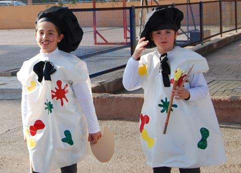 Carnaval disfraces de profesiones - Disfraces originales hechos en casa ...