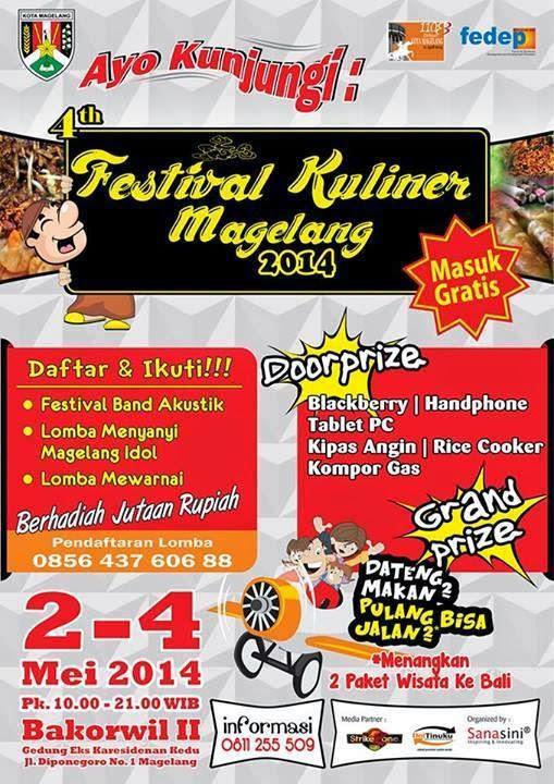 Festival Kuliner Magelang 2014