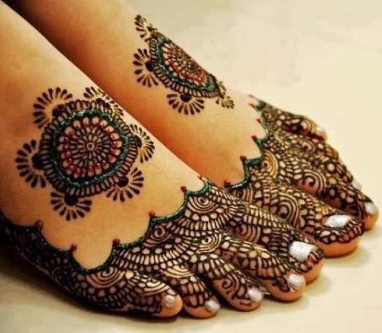 eid mehndi designs 2013 14 pak fashion