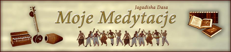 Jagadisha Dasa - Moje Medytacje
