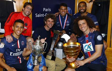 Francia sí cuida a los sponsors de su Copa