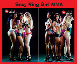 SEXY RING GIRL MMA