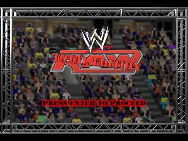 WWE RAW Total Edition PC Game