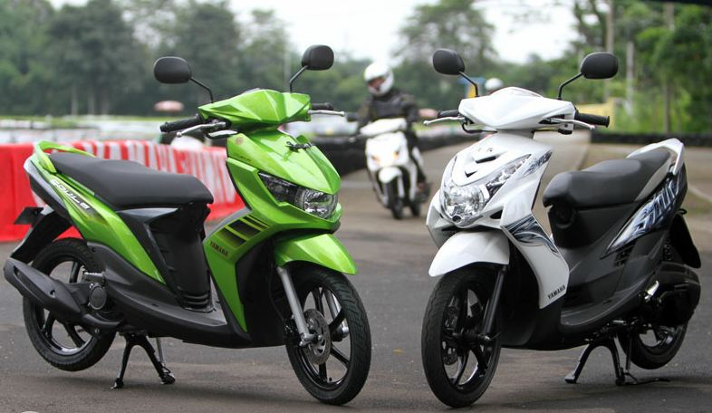 Modifikasi Mio Soul Gt Drag
