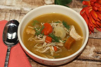 Delicious healing soup recipes