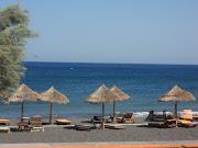 SantoriniGrécia (santorini grecia praia)