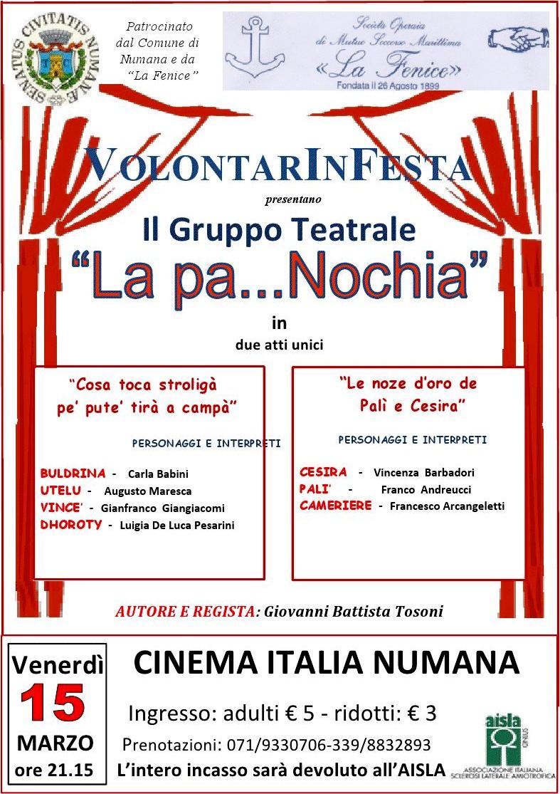 Gruppo Teatrale La Pa...Nochia