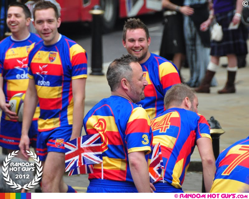 Birmingham Bulls gay rugby players