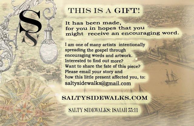 Salty Sidewalks!