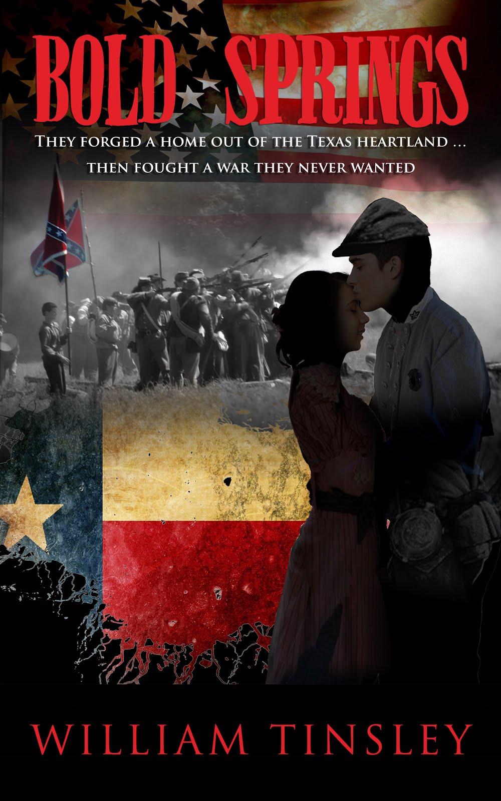 Bold Springs, a Civil War Novel