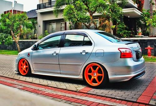 Model Modifikasi Toyota Vios Elegan