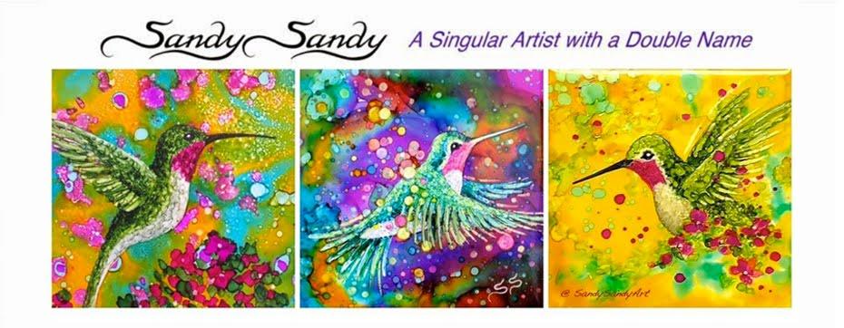 *SANDY SANDY ART*