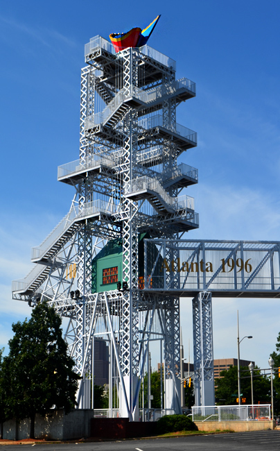 1996 Olympic Flame Tower