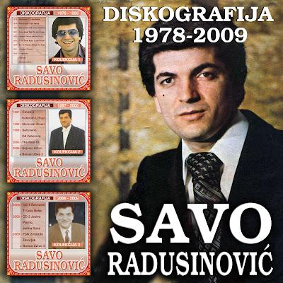 Savo Radusinovic - Diskografija (1978-2009) 001