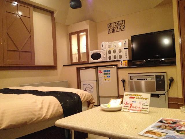 山形市のラブホテル アイネUFO-207号室-