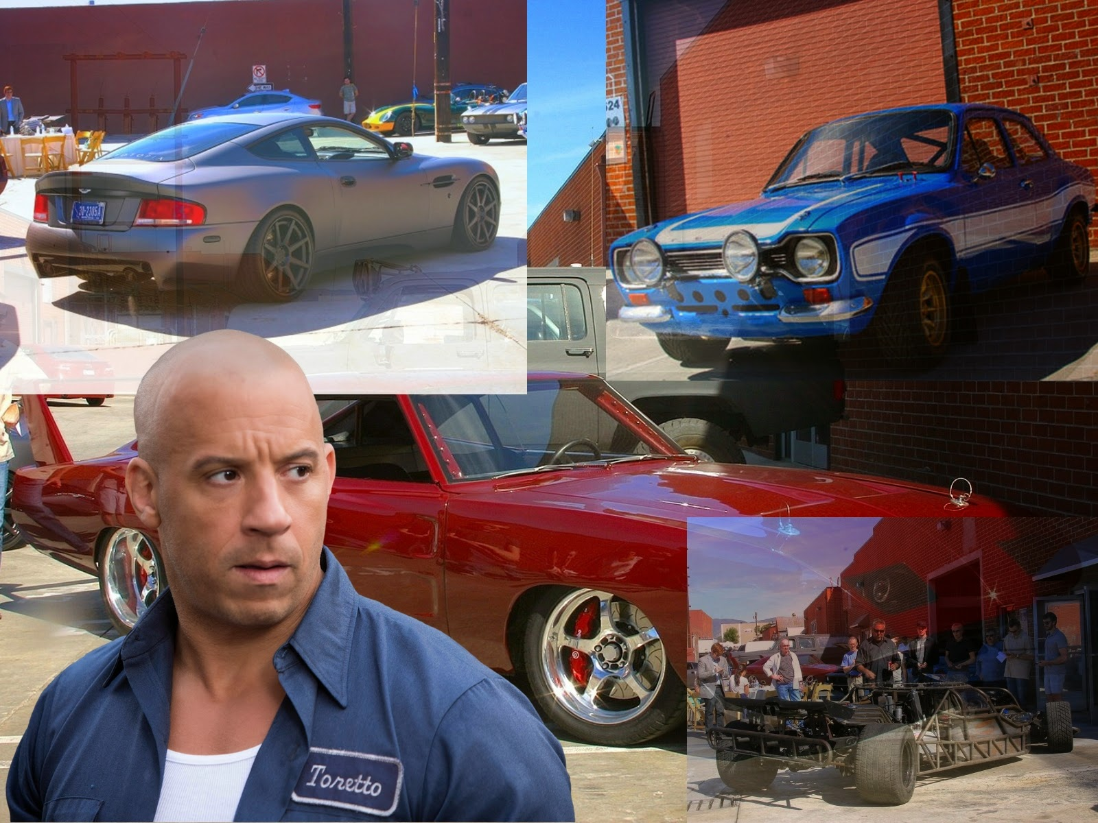 Complete list of Fast and Furious 6 cars |Gallery Creative