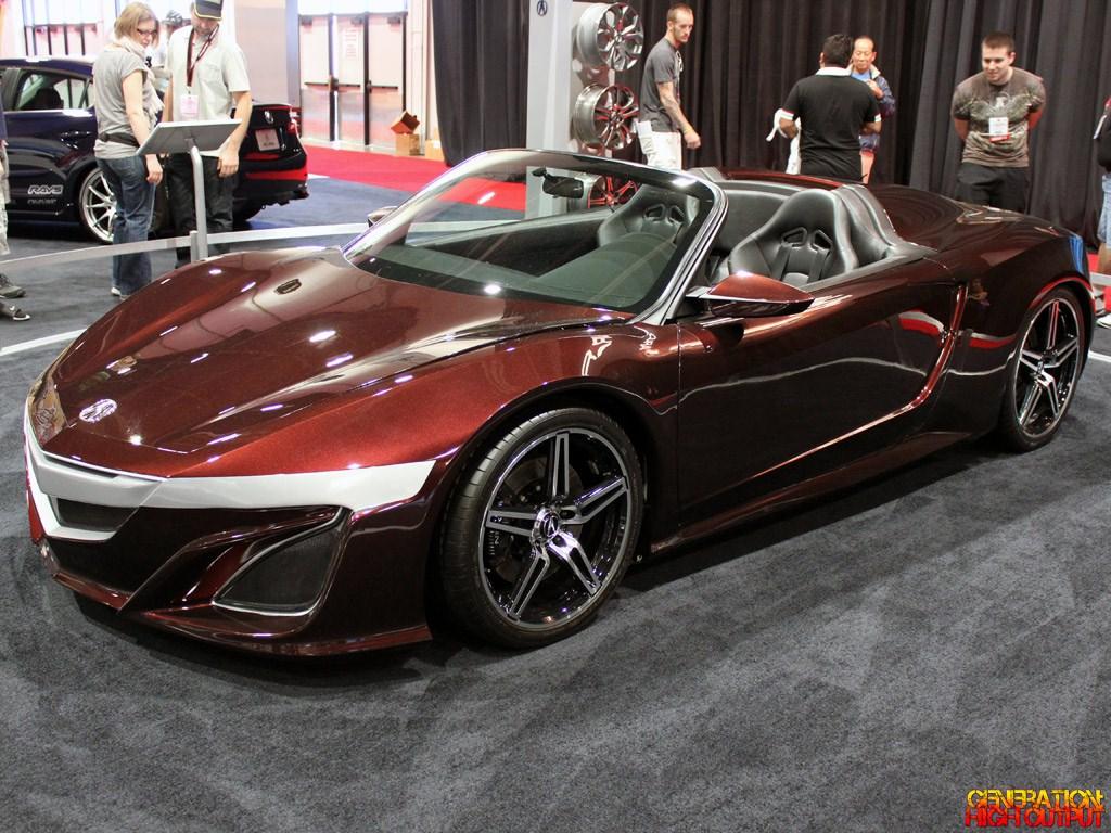 Acura NSX Roadster Prices Review - Bugatti,Ferrari, Lincoln, Hummer ...