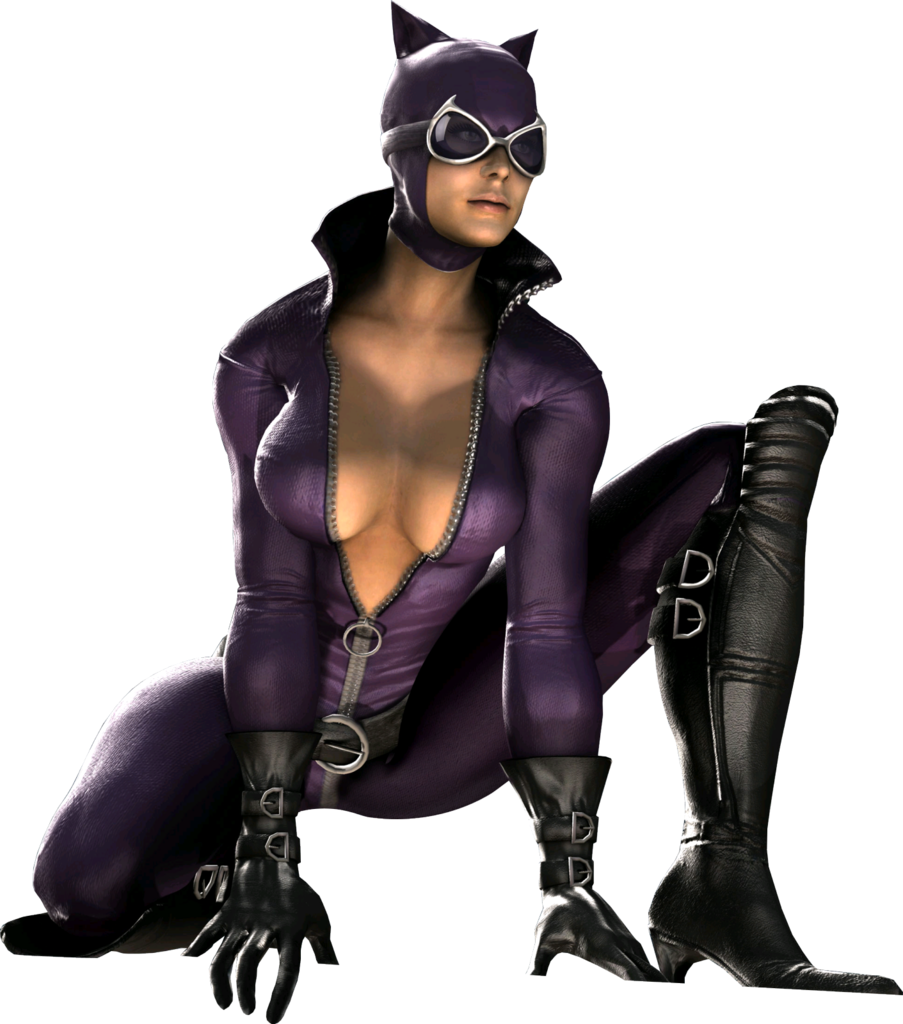 Mortal kombat vs dc universe catwoman and  erotic videos