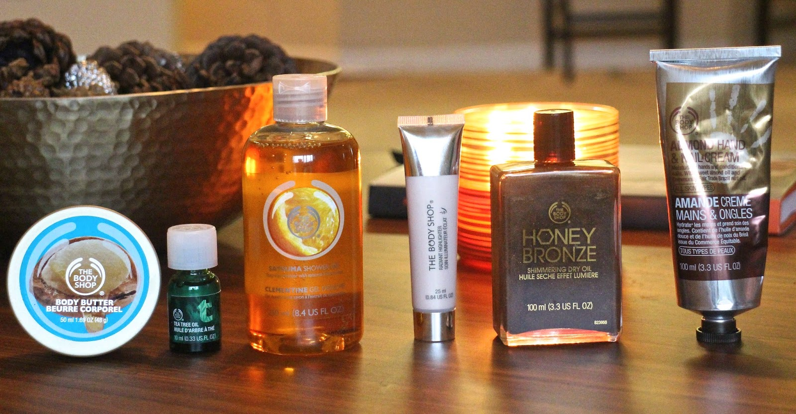 Body Shop Products Favorite