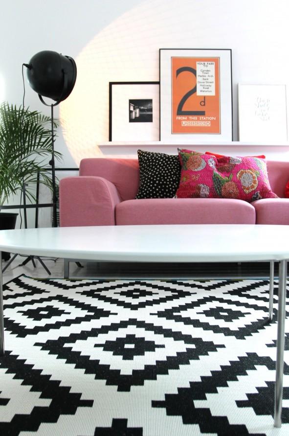 Ikea Pax Schrank Weiss Hochglanz ~ ALFOMBRA LAPPLJUNG RUTA DE IKEA Decorar tu casa es facilisimo com