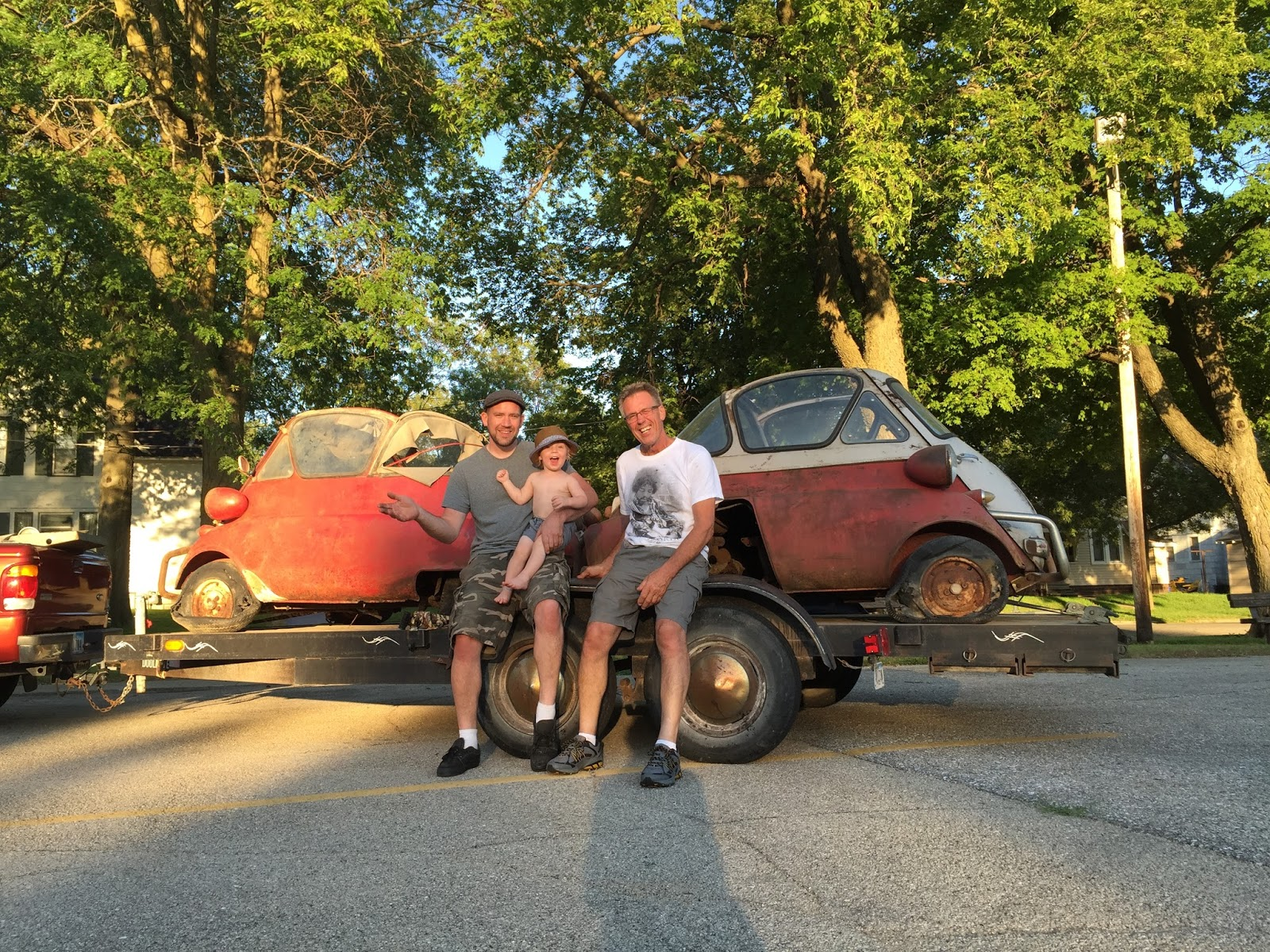 Bmw Isetta Bubble Window Restoration Blog The Find Of 2015 1956 Isetta Cabrio And 1956